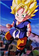 Goku gt ssj entero