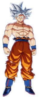 Goku mui in fighterZ render