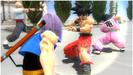 Tien Future Trunks Goku Yamcha alternate