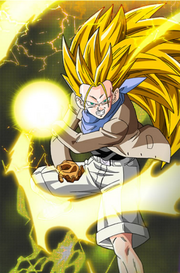 Trunks (Super Saiyan 3) (Site officiel)