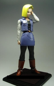 Android18-2008-resin
