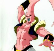 Buu gotenks absorbido