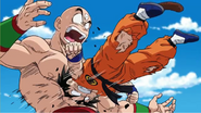 DBK Ten VS Goku