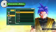 Editor de Dragon Ball Xenoverse - Rostro