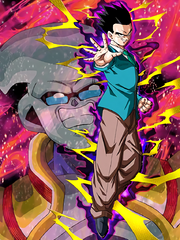 Gohan (GT) (Infected)