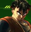 Gohan del Futuro Xenoverse 2 Personaje
