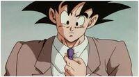 Goku comida