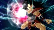 Raditz 4 Burst Limit