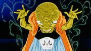 Babidy sposta i combattenti in un altro pianeta con la sua magia