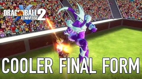Dragon Ball Xenoverse 2 - PC PS4 XB1 - Cooler Final Form (Gameplay)
