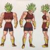 Kale SS Boceto Saikyo Jump Cuadro
