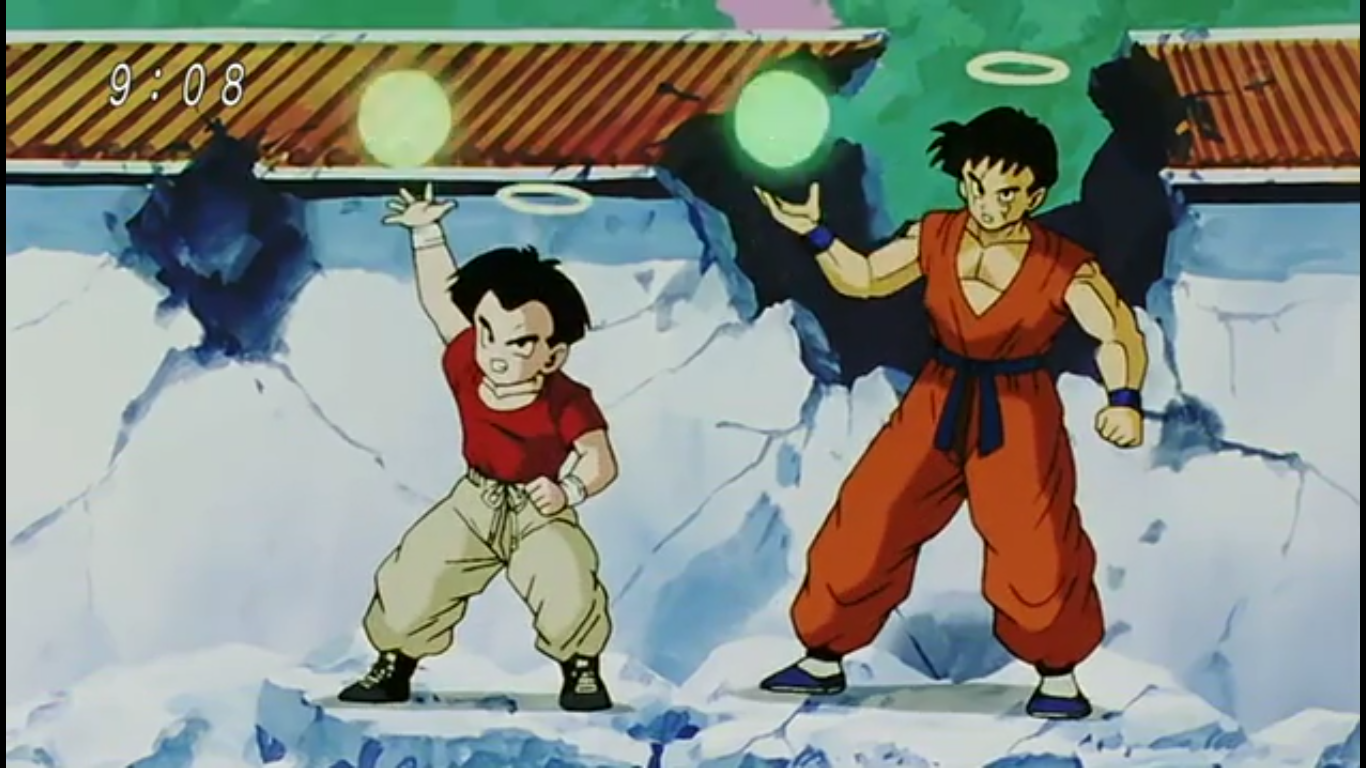 a final showdown at the summit face off in the world of the kais