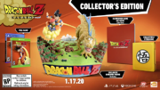 DBZ Kakarot Collectors Edition