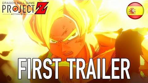Dragon Ball Game Project Z - PS4 XB1 PC - First Trailer (Español)