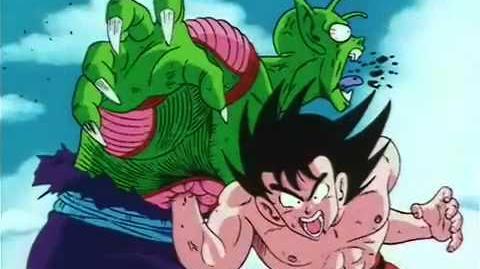 Gokû VS Piccolo
