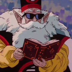 Il Grande Re Kaioh squalifica Son Goku e Paikuhan.