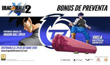 Bonus Pre-order Xenoverse 2