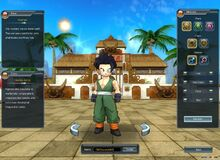Dragon Ball Online Avatar