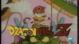 Dragon Ball Z Opening 1 Español (España) HD