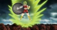 Female broly kale strong attack energy wave by windyechoes-dbbhhqf