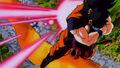 Goku Saves Gohan From Cooler