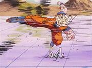 Goku vs Cell (Sentido Salvaje) 3