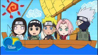 Naruto SD Disney Channel