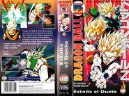 VHS DRAGON BALL Z LAS PELICULAS MANGA FILMS 8