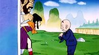 7 Krillin scared of Chichi
