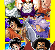 Dokkan Battle Dream Team