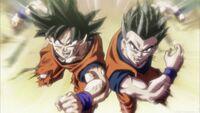 Goku Gohan DBS Torneo