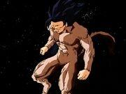 Goku SS4 in DBZ