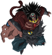 Broly Oscuro SDBHWM