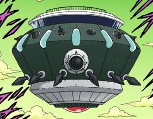 Prisoner ship