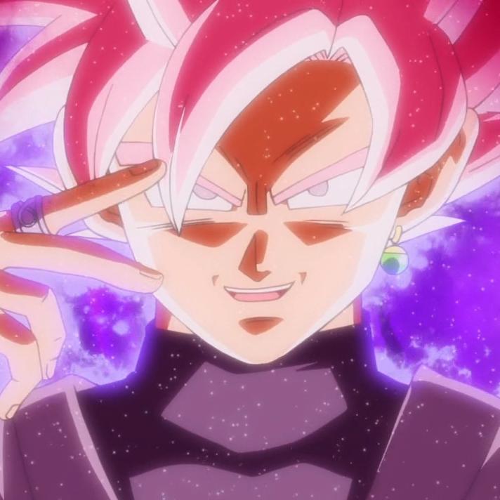 Avatar Super Saiyan Rosé