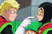 Dragon Ball Super Great Saiyaman Suit Barry Khan & Gohan (Future Trunks Saga)