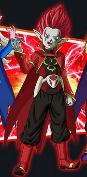 Super Demon God Chamel