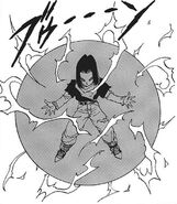 Android 17's energy barrier
