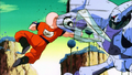 Cyclopian Guard Owns Krillin