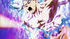 Goku egoísta se desliza ataques de Jiren