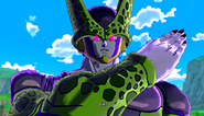 XV - Cell is not amused