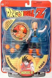 Android18 irwin a 2001
