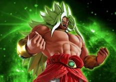 Broly Dios