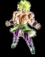 Broly Super Saiyan Máximo Poder DB XENOVERSE 2