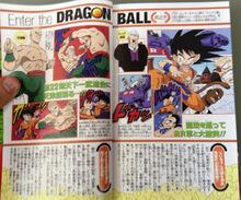 Enter the Dragon Ball