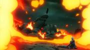 L'apparizione di Black Goku