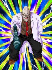 Dokkan Battle Boss Demonic Scientist Dr. Kochin card