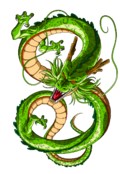 Shenlong para el tuto de black and textures