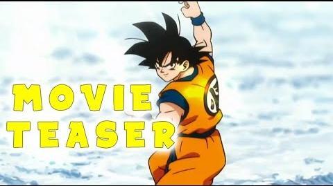 DRAGON BALL SUPER - NEW MOVIE TEASER HD
