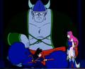 Gora Mera et Goku image